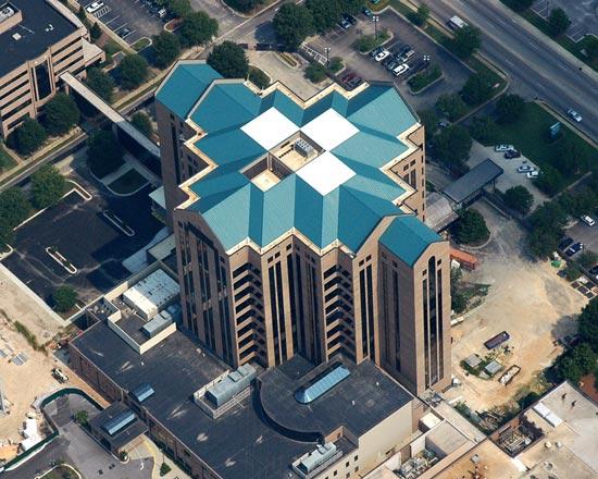 Fort Roofing & Sheet Metal Works, Inc  -- McLeod Hospital